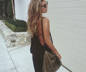 black, fashion, and hair image