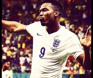 soccer, world cup, and sturridge image