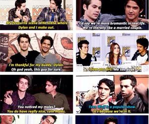scott, stiles, and tyler posey image