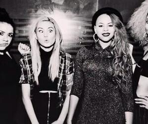 singers and neon jungle image