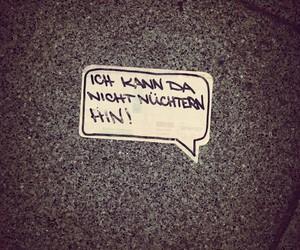 deutsch, spruch, and street art image