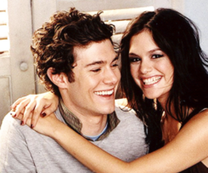 adam brody, rachel bilson, and the oc image
