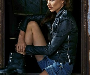 black, boots, and Hot image