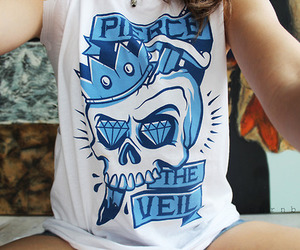 girl, photography, and pierce the veil image