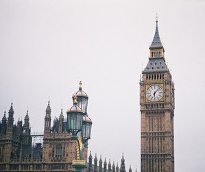 dreamer, london, and travel image