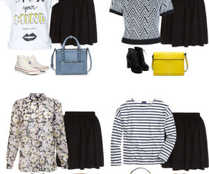 outfit, Polyvore, and zoella image