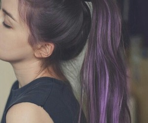 beautiful, cool, and pony tail image