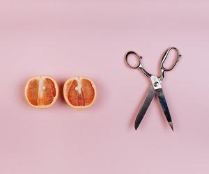 pink, orange, and fruit image