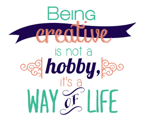 creative, quotes, and be creative image
