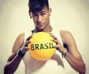 neymar, brasil, and brazil image