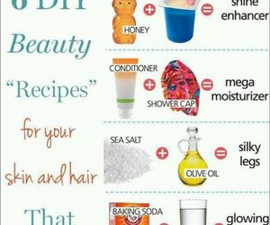 beauty, tutorial, and body image