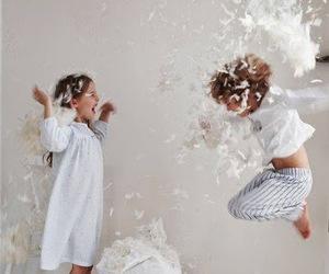 kids, fun, and child image