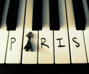 paris, piano, and music image