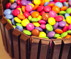 chocolate, cake, and candy image
