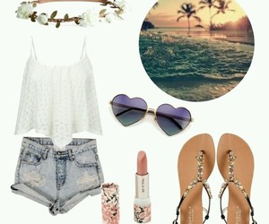 fashion and summer image