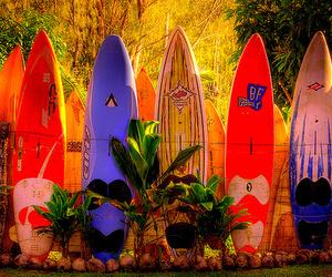 boating, flipflops, and paradise image