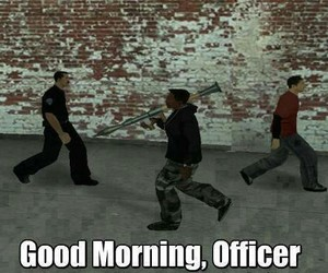 funny, gta, and game image