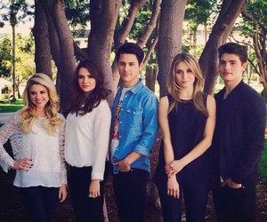 tv show, faking it, and rita volk image
