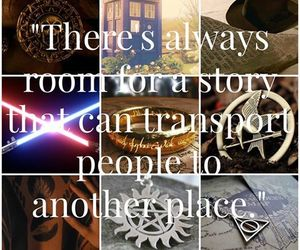 harry potter, star wars, and doctor who image