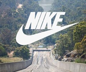 nike, sport, and skate image