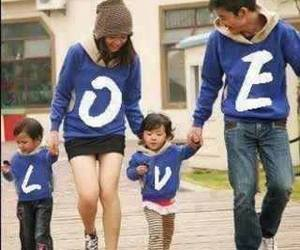 love and family image