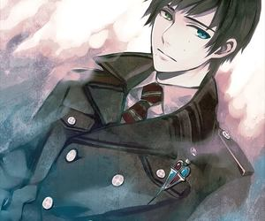 ao no exorcist, anime, and yukio image