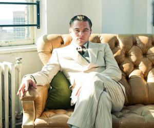 leonardo dicaprio, the great gatsby, and Leonardo di Caprio image