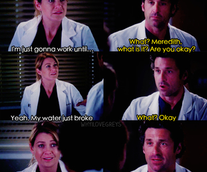 mcdreamy, patrickdempsey, and merder image