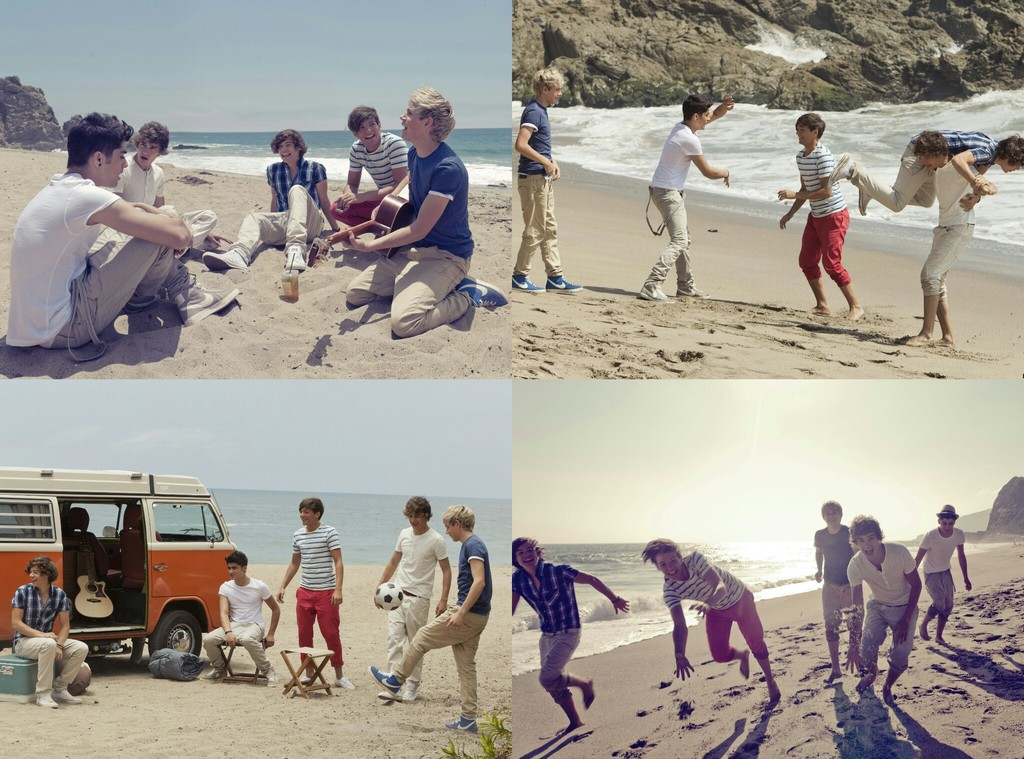 what makes you beautiful, 1d, and 1direction image