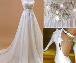 she, wedding, and accesorios image