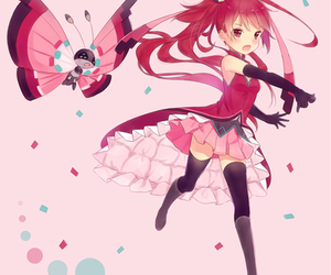 pokemon, anime, and madoka magica image