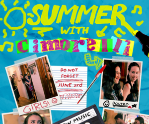 Collage, cimorelli, and summer with cimorelli image