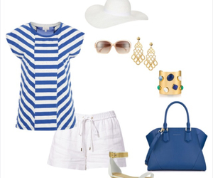 fashion, shorts, and summer style image
