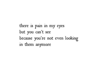 eyes, pain, and sad image