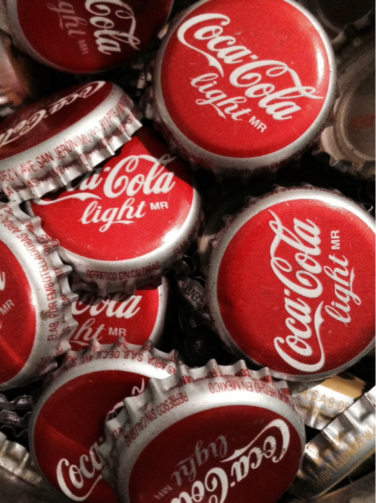 red, vintage, and coca cola image