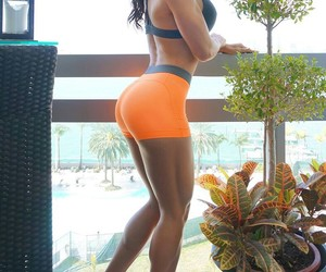 ass, healthy, and squat image