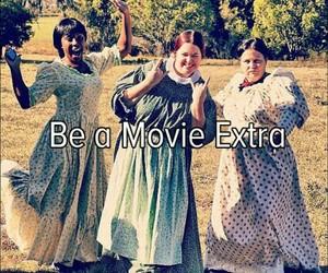 extra, fun, and movie image