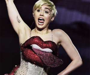 beautiful, miley cyrus, and 2014 image