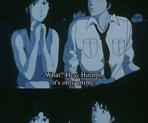anime and shut up image
