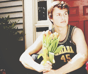 waters and ansel elgort image