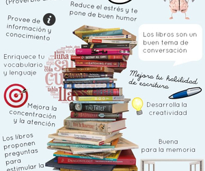 book, libro, and books image