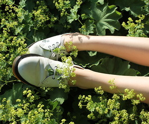 green, nature, and tumblr image