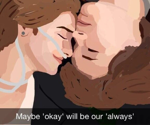 tfios, the fault in our stars, and snapchat image