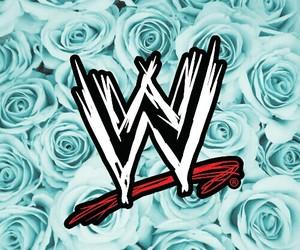 beautiful, Logo, and wrestling image