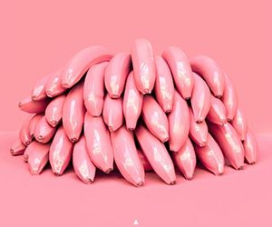 pink and banana image