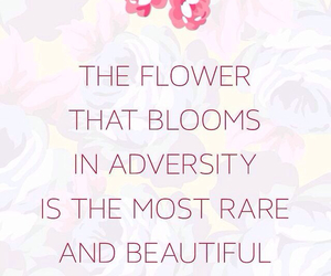 quotes, flower, and disney image