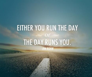 quotes, life, and run image