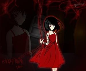 anime, another, and manga image