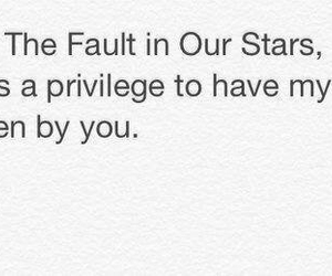 tfios, movie, and the fault in our stars image