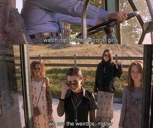 The Craft, weirdos, and 90s image